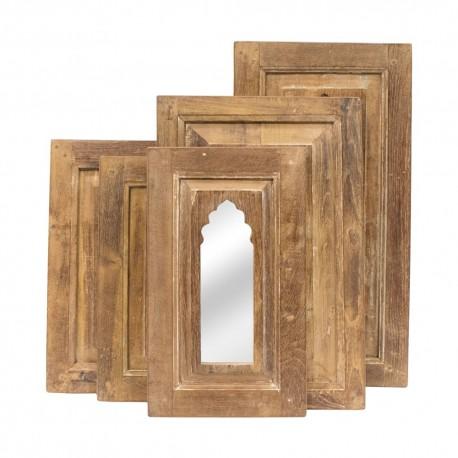 Espejo ermita madera
