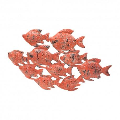Banco de peces chapa