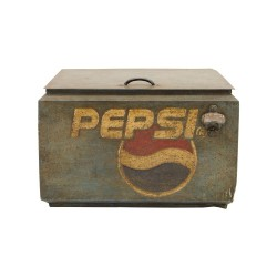 Nevera retro Pepsi