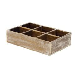 Bandeja madera vintage