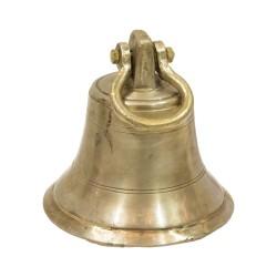 Campana de bronce mediana