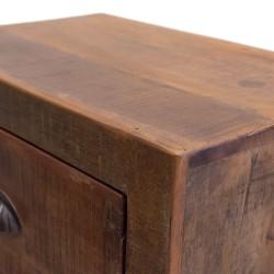 Sinfonier de madera de estilo rústico-vintage