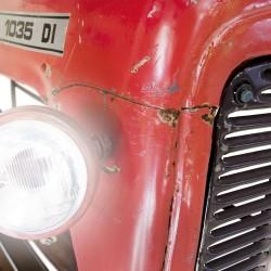 Consola vintage tractor