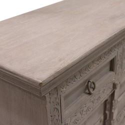 Aparador madera Square gris
