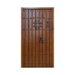 Puerta modelo Nazarí con puerta interior