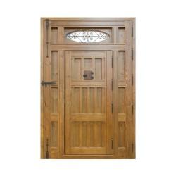 Puerta modelo San Antonio con puerta interior