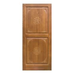 Puerta madera de paso modelo Camuñez