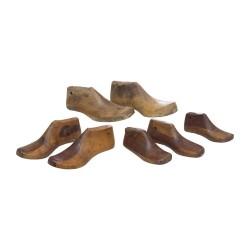 Horma zapato de madera