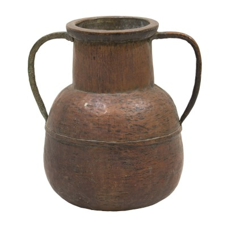 Vasija de cobre