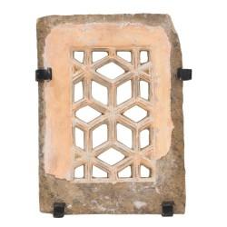 Celosía de piedra para colgar