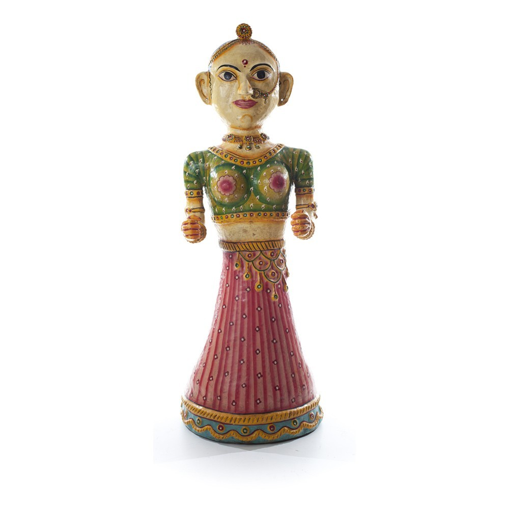 Figura mujer india
