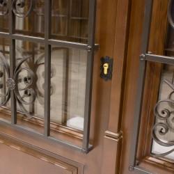 Puerta madera exterior modelo Araceli