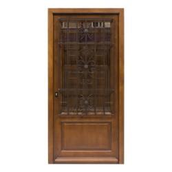 Puerta de madera modelo Araceli
