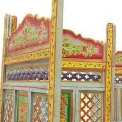Biombo madera inspiración oriental