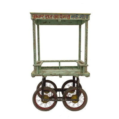 Carrito vintage-industrial