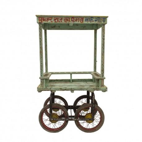 Carrito vintage-industrial