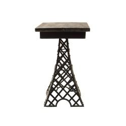 Mesa Eiffel negra