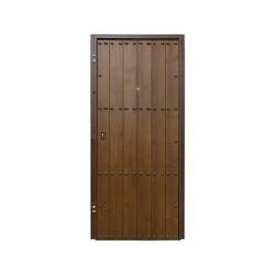 Puerta Acorazada de 1 hoja