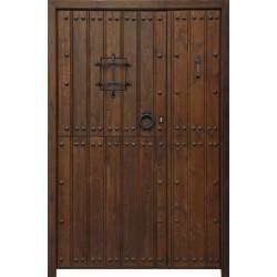Puerta Alhambra partida