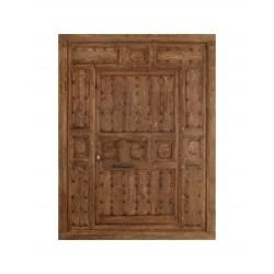 Puerta Castellana con puerta interior