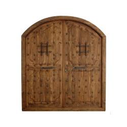 Puerta Castellana de 2 hojas
