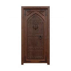 Puerta modelo Dubai hierro