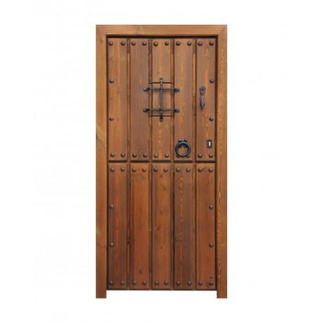 Puerta modelo Elvira 1 hoja partida