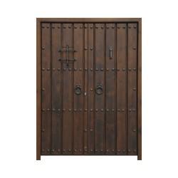 Puerta modelo Elvira de 2 hojas