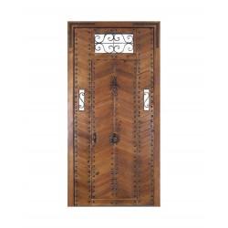 Puerta modelo Espiga de 1 hoja