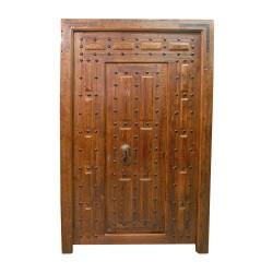 Puerta modelo Pirri con puerta interior