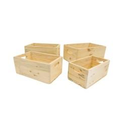 Caja de madera mini