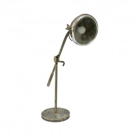 Lámpara de sobremesa estilo industrial