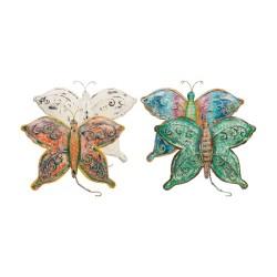 Mariposa de chapa modelos