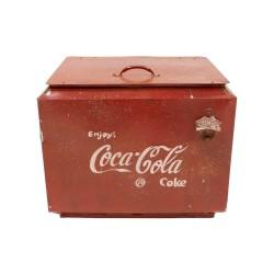 Nevera Coca-Cola vintage