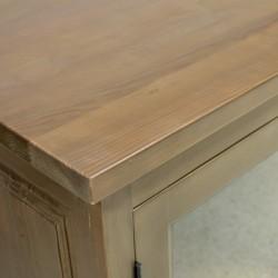 Aparador madera acabado natural