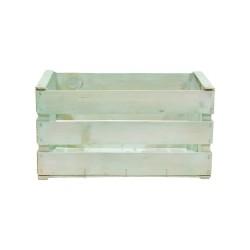 Caja de madera 3 listones