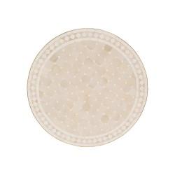 Mesa mosaico redonda