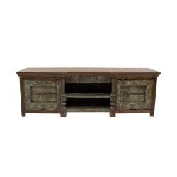 Mueble de televisión madera