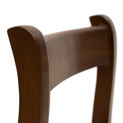 Silla escalera madera
