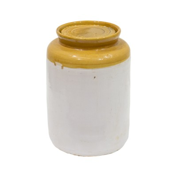 Garrafa cerámica