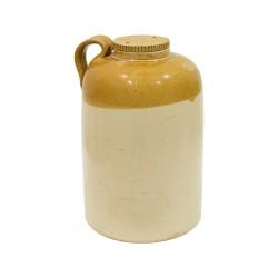 Garrafa de cerámica