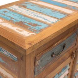 Aparador de madera colores
