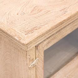 Vitrina madera mini