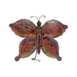 Mariposa chapa mulicolor