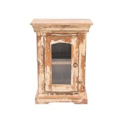 Vitrina de madera mini