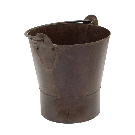 Cubo mini marrón