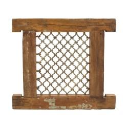 Celosía de madera
