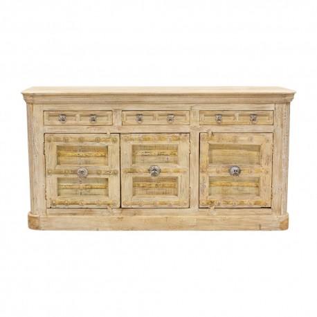 Aparador de madera inspiración oriental