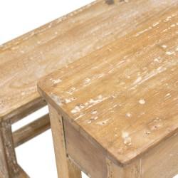 Pupitre antiguo de madera