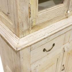 Aparador de dos módulos de madera